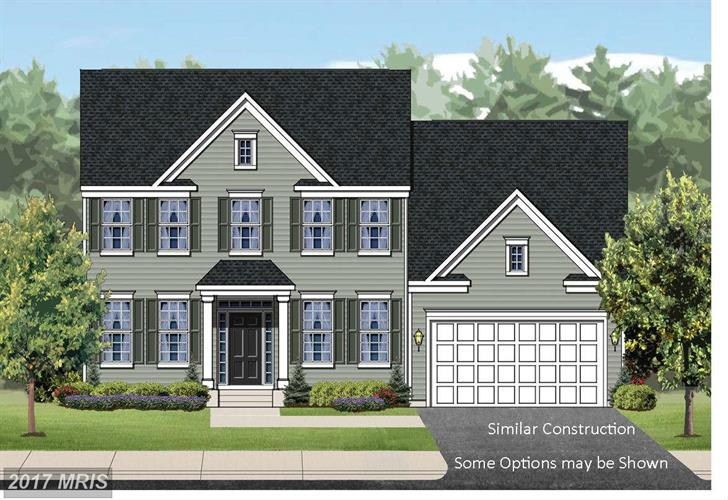 0 FIVE FORKS DR #FAIRFAX II PLAN, Harpers Ferry, WV 25425