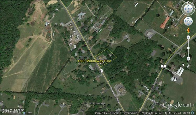 4563 MIDDLEWAY PIKE, Charles Town, WV 25414