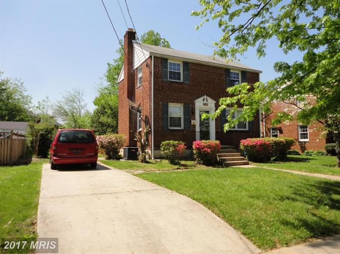 11710 GRANDVIEW AVE, Silver Spring, MD 20902