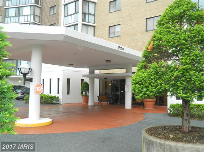 15100 INTERLACHEN DR #4-807, Silver Spring, MD 20906