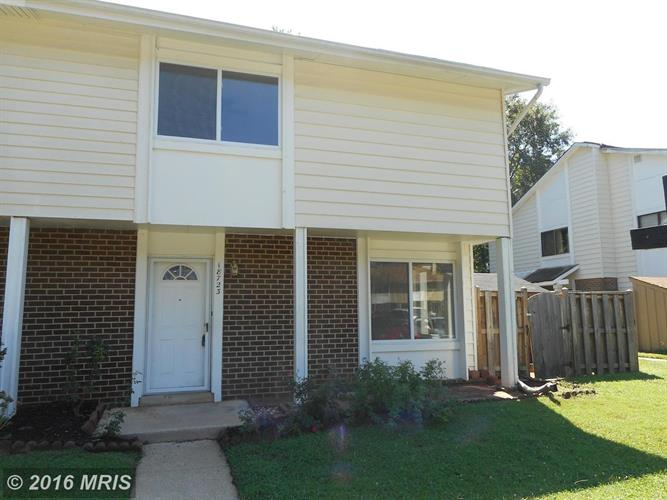 18723 GINGER CT, Germantown, MD 20874