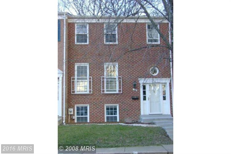 12 RAMSDELL TER, Gaithersburg, MD 20878