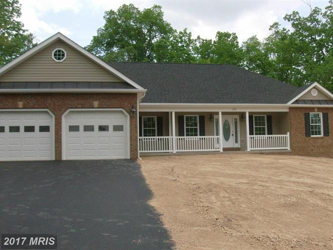 TALL PINES LN, Berkeley Springs, WV 25411