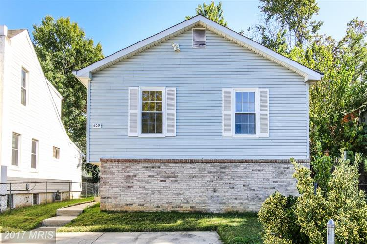 409 DATELEAF AVE, Capitol Heights, MD 20743