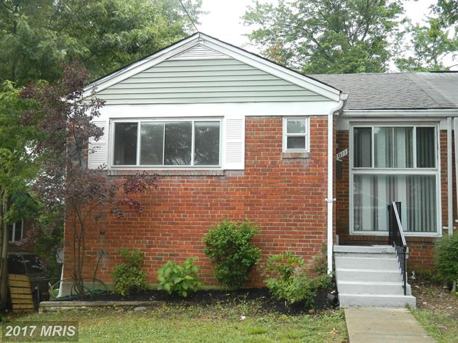 7011 Farragut St Hyattsville Md 20784 Mls Pg9995371