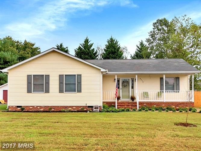 4514 MARY LEE AVE, Fredericksburg, VA 22408