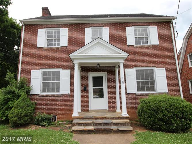 320 VIRGINIA AVE, Front Royal, VA 22630