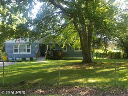 5864 SWAMP CIRCLE ROAD Deale, MD MLS# AA9767652