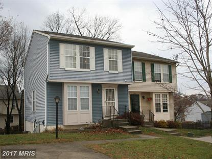 825 CINNAMON CT Odenton, MD MLS# AA9818848