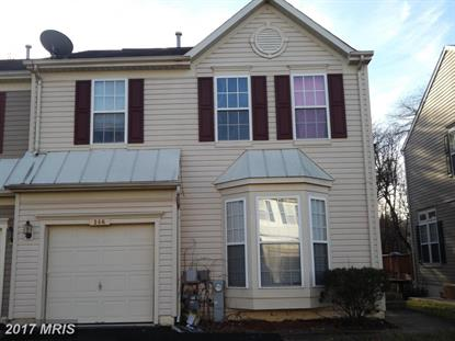146 LEEDS CREEK CIR Odenton, MD MLS# AA9865483