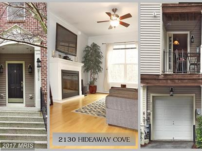 2130 HIDEAWAY CT #35 Annapolis, MD MLS# AA9907806