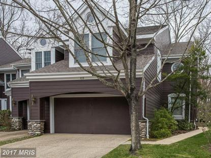 109 SUMMER VILLAGE DR Annapolis, MD MLS# AA9912204