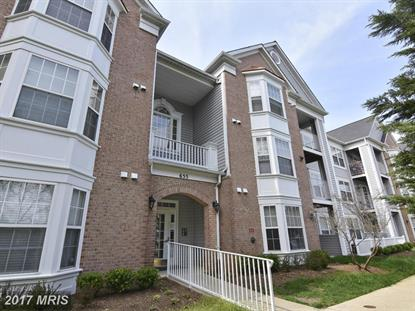 655 BURTONS COVE WAY #13 Annapolis, MD MLS# AA9918302