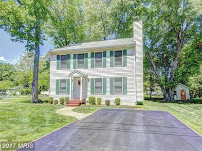 718 TYLER POINT RD Deale, MD MLS# AA9927714