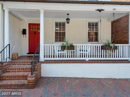 161 CONDUIT ST Annapolis, MD MLS# AA9978158