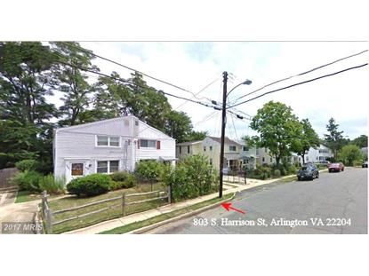 803 HARRISON ST Arlington, VA MLS# AR9703916