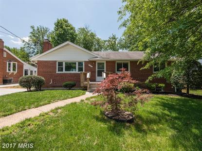 4804 TANEY AVE Alexandria, VA MLS# AX9945555