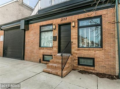 2117 FLEET ST Baltimore, MD MLS# BA10007153
