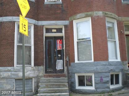 805 NEWINGTON AVE, Baltimore, MD