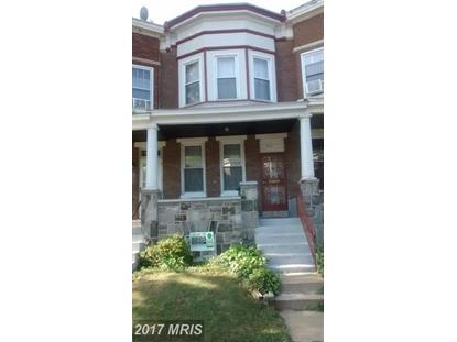 4111 WALRAD ST, Baltimore, MD