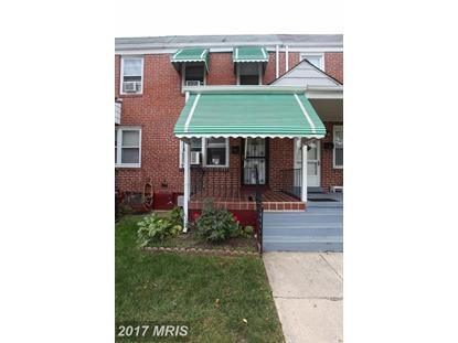 3633 MACTAVISH AVE, Baltimore, MD