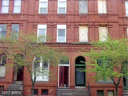 1811 SAINT PAUL ST Baltimore, MD MLS# BA8617611