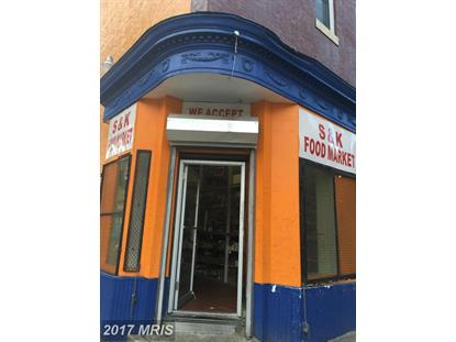 2100 DRUID HILL AVE Baltimore, MD MLS# BA9719859