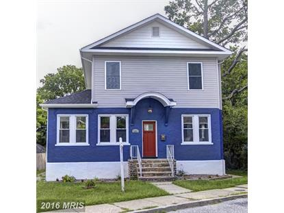 3201 EVERGREEN AVE Baltimore, MD MLS# BA9758794