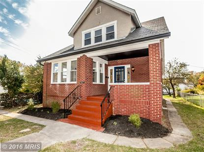 3611 HAMILTON AVE Baltimore, MD MLS# BA9793842