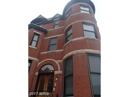 2101 BOLTON ST Baltimore, MD MLS# BA9799816