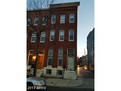 311 LAFAYETTE AVE Baltimore, MD MLS# BA9824464