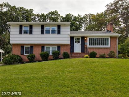 57 BELFAST RD Lutherville Timonium, MD MLS# BC10073035