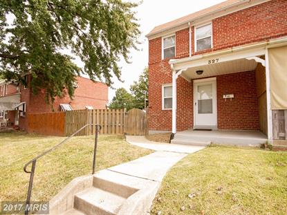 327 ENDSLEIGH AVE, Baltimore, MD