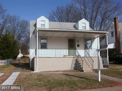 336 NICHOLSON RD Baltimore, MD MLS# BC9749479