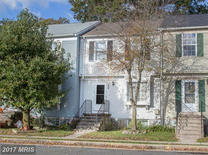 526 BRIGHTON PL Baltimore, MD MLS# BC9799851