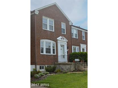 342 GREENLOW RD Catonsville, MD MLS# BC9954354