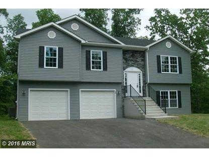0 GOLF COURSE RD Martinsburg, WV MLS# BE9698408