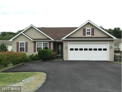 165 WHIRLWIND DR Martinsburg, WV MLS# BE9767781