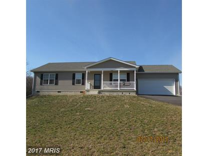 2433 TABLER STATION ROAD Martinsburg, WV MLS# BE9865918