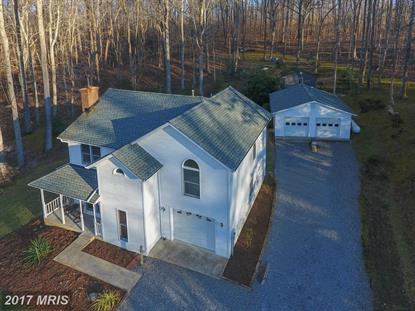 2155 DEER RUN CT Huntingtown, MD MLS# CA9843849