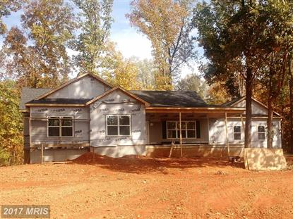 0 MOUNTAIN RUN LAKE RD Culpeper, VA MLS# CU10038480
