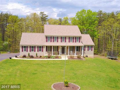 18352 RED LEAF LN Culpeper, VA MLS# CU9925691