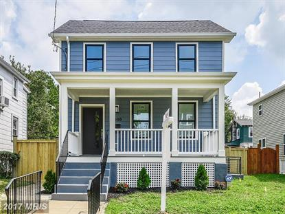 3909 22ND ST NE Washington, DC MLS# DC10047872