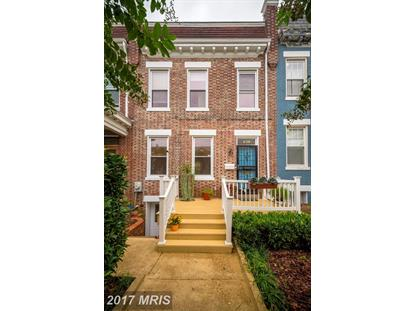 438 MANOR PL NW Washington, DC MLS# DC10079253