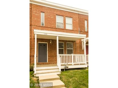 1344 HALF ST SW #1344 Washington, DC MLS# DC9784575