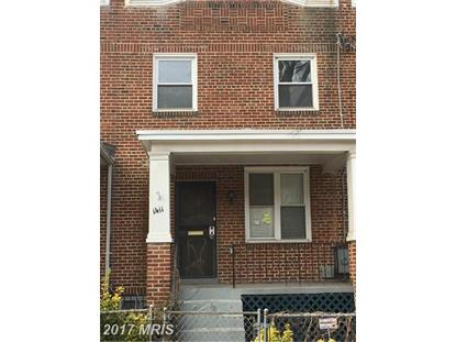 1411 18TH PL SE Washington, DC MLS# DC9838411