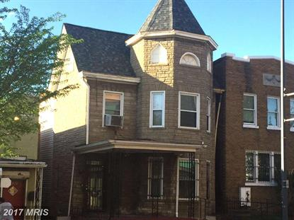2311 MARTIN LUTHER KING JR AVE SE #ENTIRE BUILDING Washington, DC MLS# DC9917823