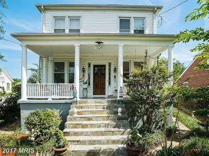 1324 LAWRENCE ST NE Washington, DC MLS# DC9995001