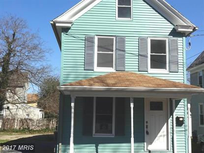 713 TRAVERS ST Cambridge, MD MLS# DO9861995