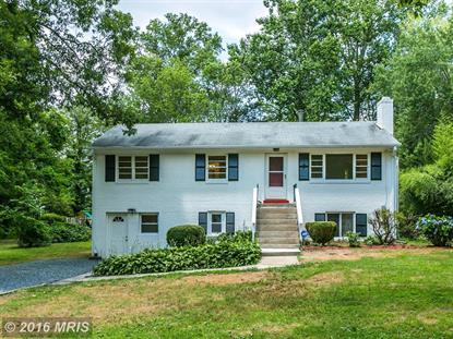 9908 BARBARA ANN LN Fairfax, VA MLS# FC9774213